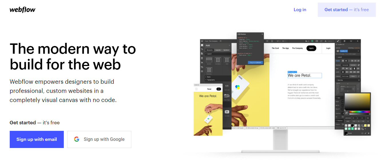 webflow(ウェブフロー)